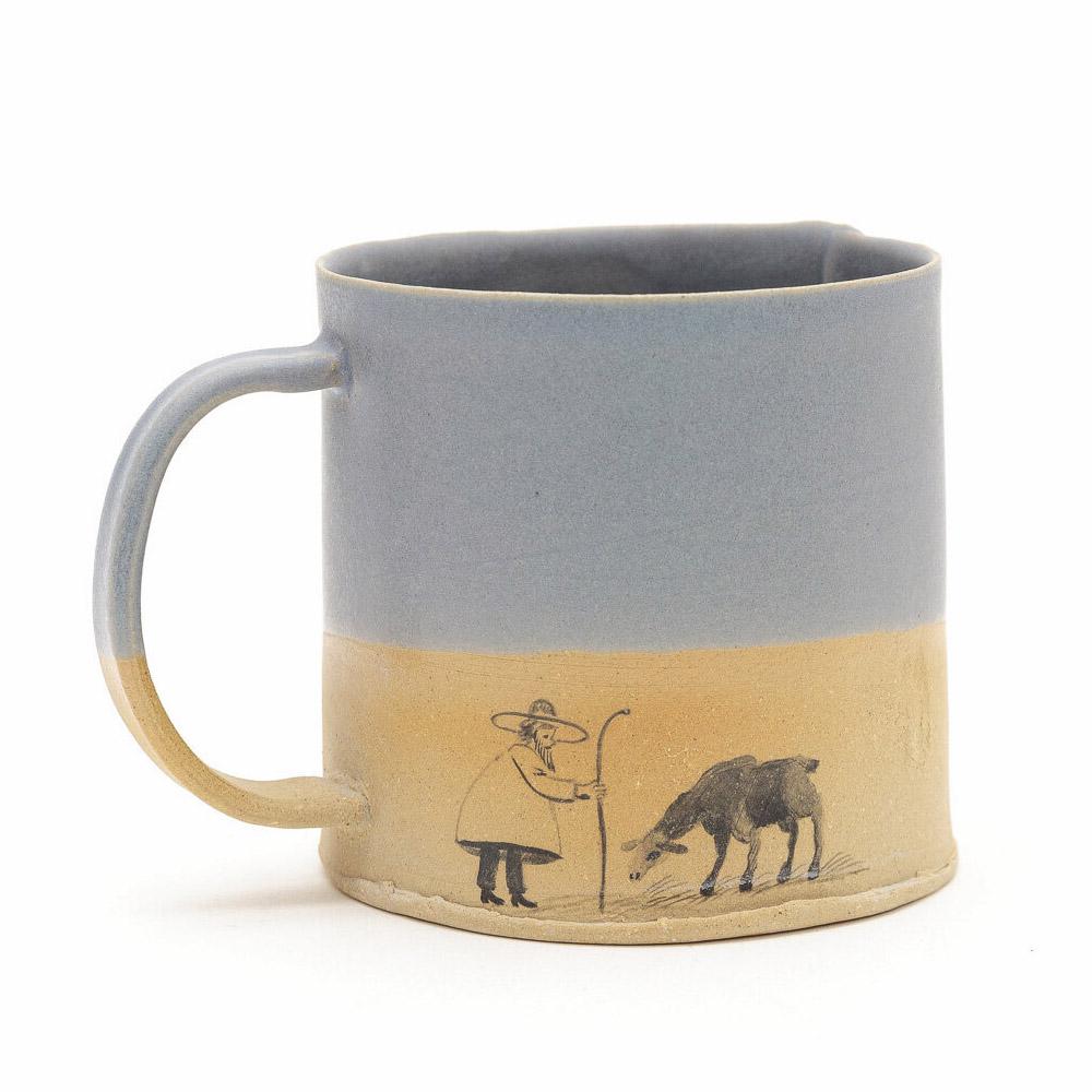 Ceramic mug by Tyler Hays